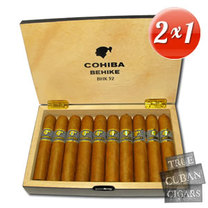 Cohiba Behike 52