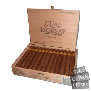 quaydorsay imperiales » True Cuban Cigars