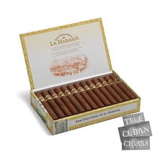 san cristobal morro » True Cuban Cigars