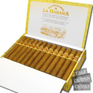 san cristobal principe » True Cuban Cigars